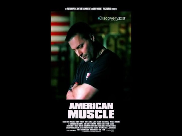 Discovery. Стальные мышцы / American Muscle (2014) 3 Серия