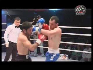 Исмаил Илиев (Ингушетия) - Замир Зекашев (Лабинск, Россия)