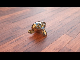 Blender How To - Make a realistic wood floor (in 5mn or less)