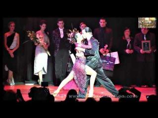 Campeon mundial escenario 2014, Despues del premio. Manuela  Rossi, Juan Malizia Gatti