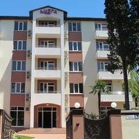 отель аибга гагра