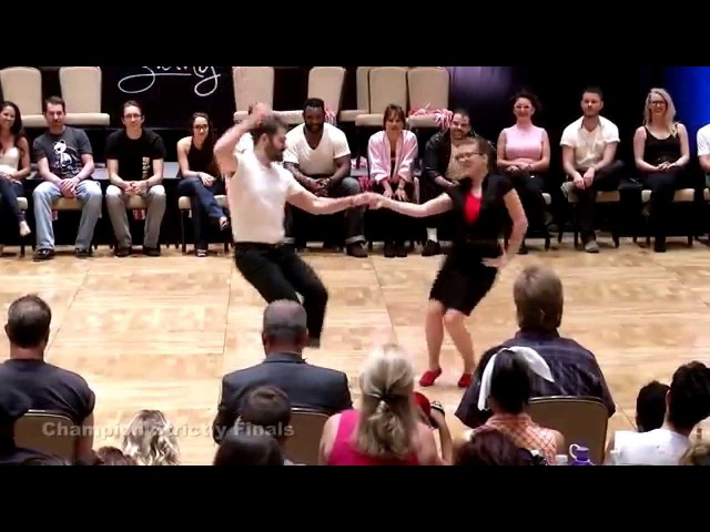 Ben Morris Melissa Rutz Desert City Swing 2015 Champions Strictly Swing 2nd Place