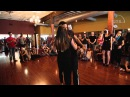 WIlliam and Paloma - Dance Festival at the Center of the Universe 2015 - Zouk Demo 1