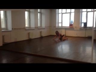 Srtip-пластика choreography by anastasiya aykunina