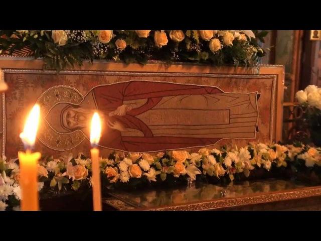 Акафист в день памяти прп Амвросия Оптинского