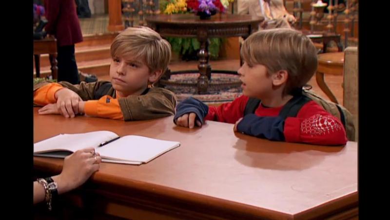 Episodio 1: Castigados en el piso 23- Zack y Cody Gemelos en accion