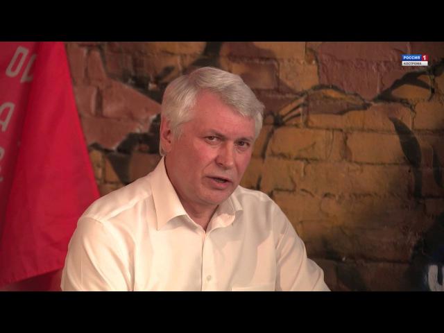 Депутат Валерий Ижицкий в проекте Песни Победы ГТРК
