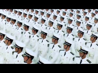 China Army ft. Daft Punk - Get Lucky (6 sec)