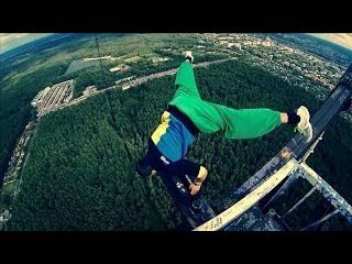 Extreme Parkour and Freerunning 2014