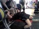 Короглишвили Роман - жим лежа 260 килограммов