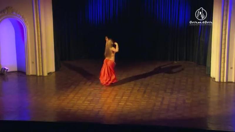 Nika Mlakar - Bellydance fusion - Awalim fest 2015 2973