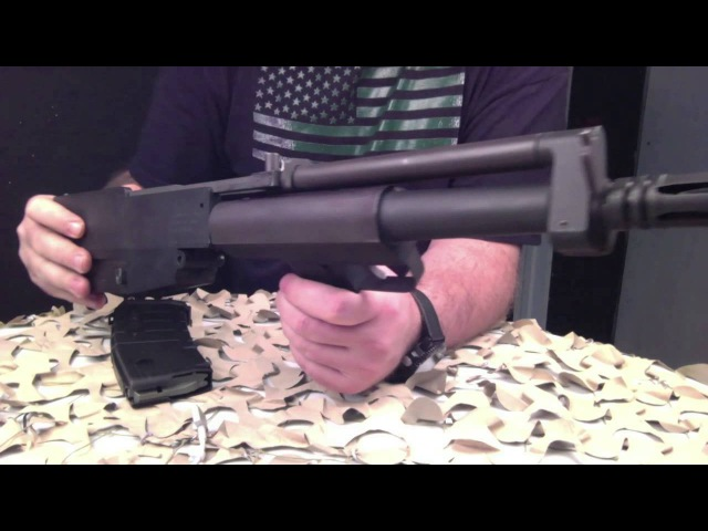Gwinn Firearms Bushmaster Arm Pistol Bullpup AR-15 Style AR15 - Texas Gun Blog