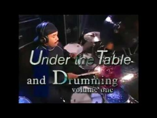Carter Beauford: Under the Table and Drumming  - Vol 1 (Rus)