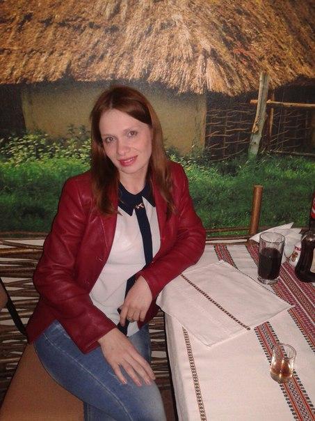 Алена Бендова, Новый Буг, Украина