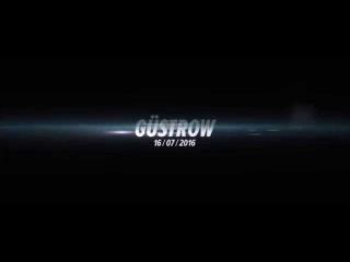 We're back in Güstrow