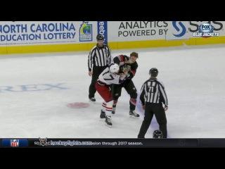 Brandon Dubinsky vs Brad Malone Jan 8, 2016