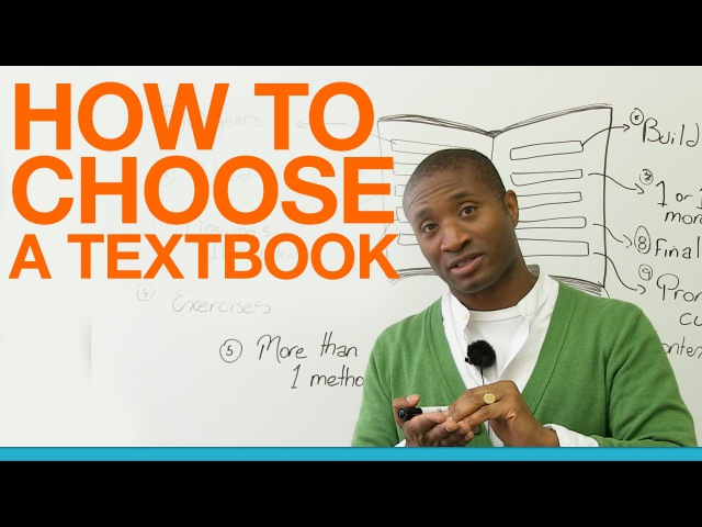 LEARN ENGLISH AT HOME How to choose a textbook
