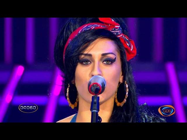 HELEN KALANDADZE - Amy Winehouse-Back to black Rehab