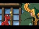 Совершенный Человек-паук Ultimate Spider-Man - Халк и Локи