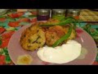 Блюда из картошки Рецепт котлет с яйцом и сыром как приготовить вкусно ужин домашние быстро видео