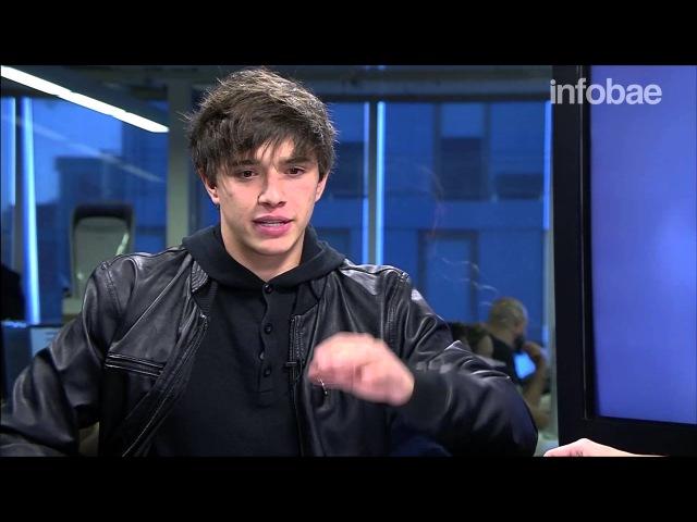 Infobae   Julián Serrano en Teleshow