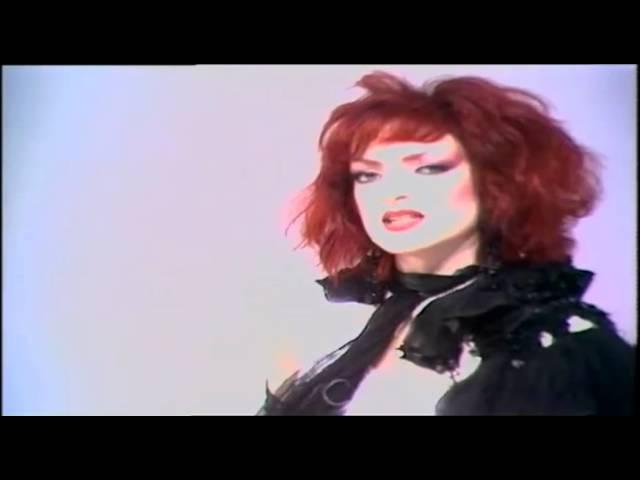 VISAGE Fade To Grey Rare Video 1981 HQ
