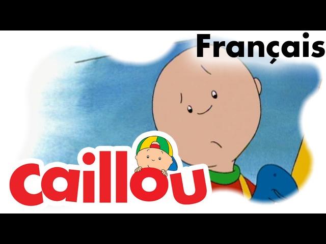Caillou FRANÇAIS - Caillou chez le médecin (S01E11)   conte pour enfant   Caillou en Français
