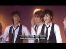 Eng Sub DVD SS501 'Boyz 4 Men' at 1st Album Coex Concert in Seoul 061227