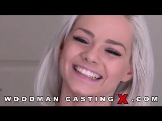 Кастинг вудмана с милой блондинкой woodmancastingx.elsa.dream cute blonde at woodman porn casting