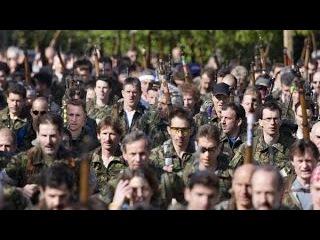 Новости Германии ➤ Час Х через 10 дней? 5000 Солдат на границе с Швейцарией и Германией