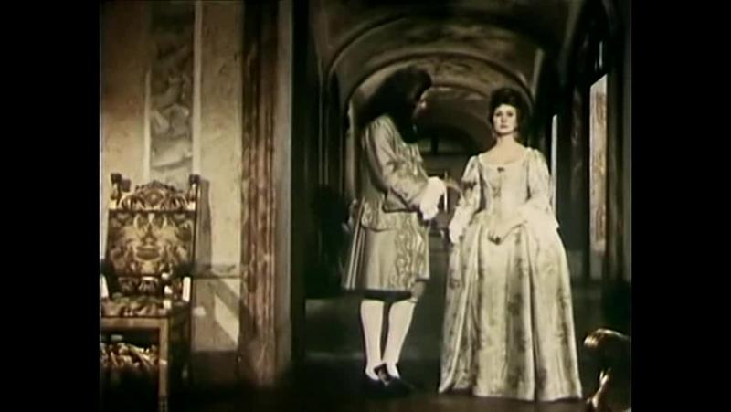 Графиня Коссель Польша 1968 1 и 2 серии исторический Даниэль Ольбрыхский советский дубляж