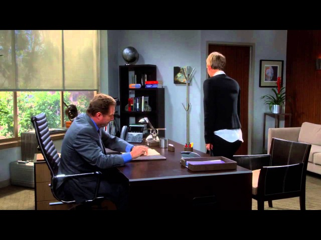 The Big Bang Theory Penny's job interview S08E01 HD