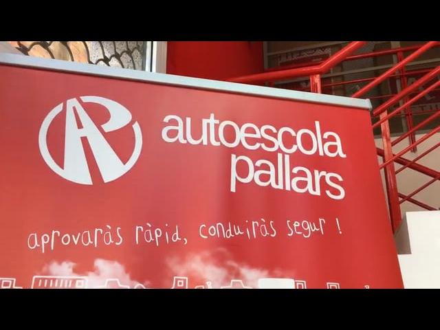 Autoescola Pallars Автошкола Пайарс испанские права набор в русскую группу БАРСЕЛОНА