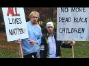 Yale lives matter ᴛʜᴇ ᴇɴᴅ ᴏғ ʀᴀᴄɪsᴍ ǝƃǝlloɔ ǝǝɹɟ