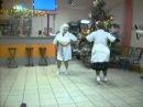Танец белых лебедей. (Новогодний корпоратив)