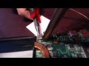 Asus K53e a53e a52f laptop power jack socket input port repair replacement fix