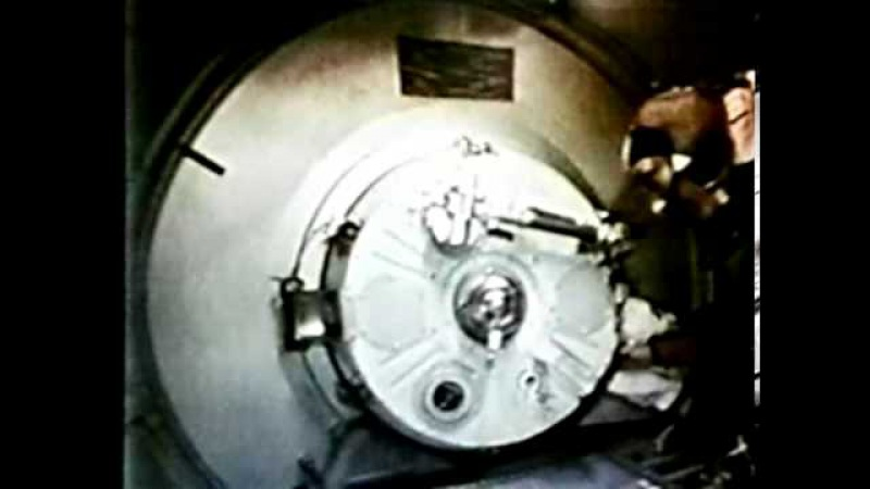 Apollo Soyuz Docking July 17 1975