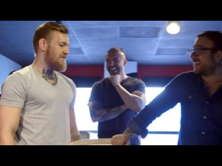 Conor McGregor: Let the men begging for my transfer to him in the lightweight