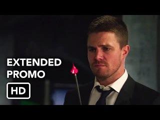 Arrow 4x16 Extended Promo Broken Hearts (HD)