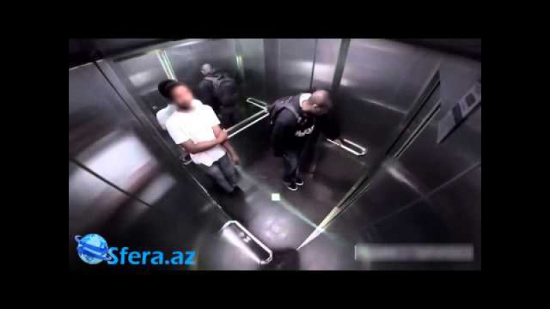 Sfera.az Oğlan qarın ağrısıyla liftə daxil olur və olanlar olur