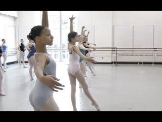 PNB's Summer Course 2011-Level V Technique