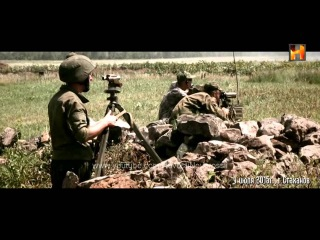 На линии Фронта: Бойцы казачьего полка настроены решительно...