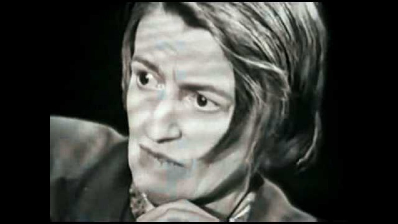 Ayn Rand First Interview 1959 Full