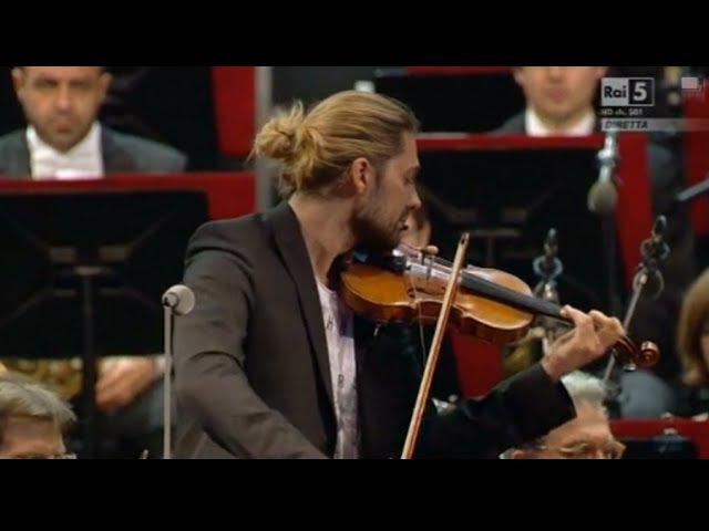 David Garrett Filamonica della Scala Max Bruch Violin Concerto No 1 in G minor Op 26