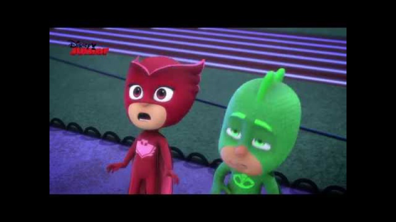 Disney Junior España PJ Masks PJ Masks Llueve sobre Gatuno