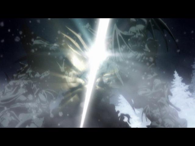 [Katana Sound] Гаро: Багровая луна / Garo: Guren no Tsuki [24] [ZingZao, LilooPanda]