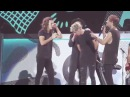 The boys sing Happy Birthday to Niall (2015)