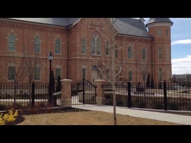 Мормоны в Юте Вступление...(Декабристка в США) секта LDS
