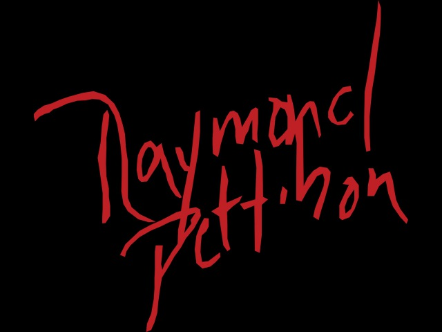 Raymond Pettibon's Manny