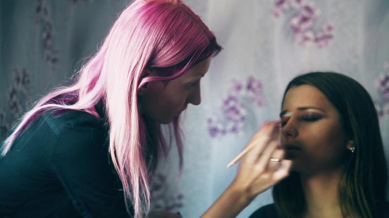 Визажист Диана Кольчик видео визитка MUA Diana Kolchik Promo